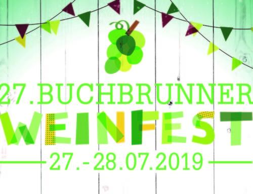 Buchbrunner Straßenweinfest 2019