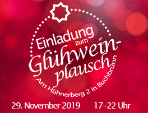 Glühweinplausch 2019